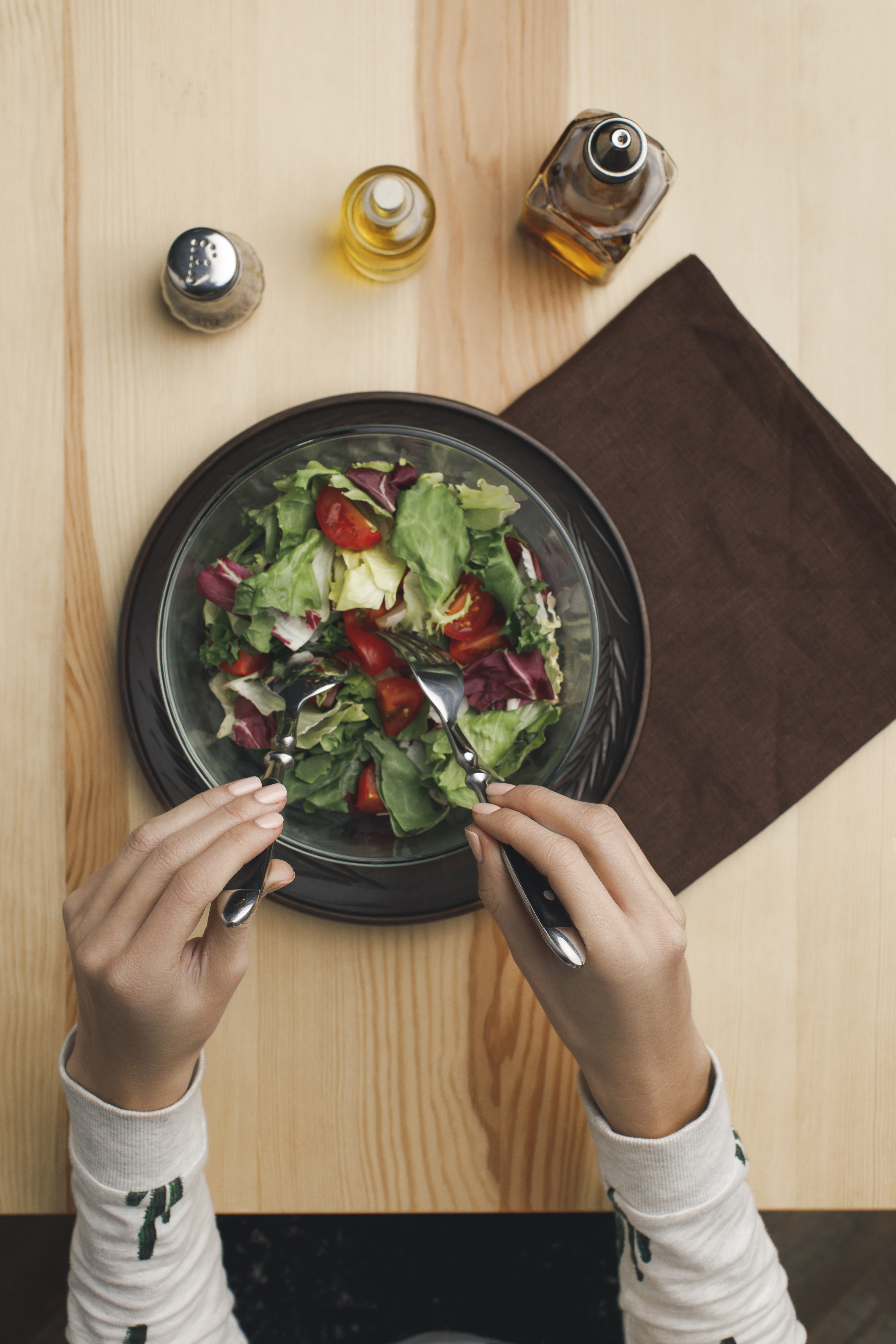 Aumentare il consumo di alimenti di origine vegetale per la prevenzione oncologica