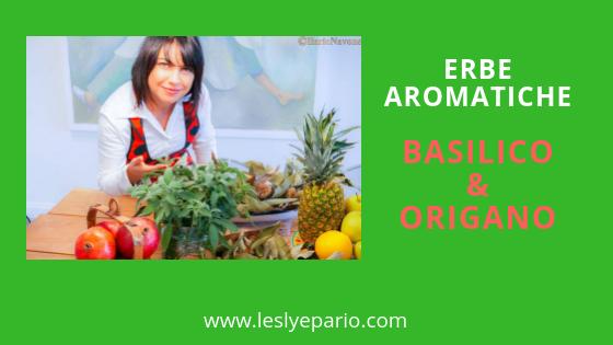Basilico e origano: usi e proprietà