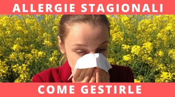 ALLERGIE STAGIONALI