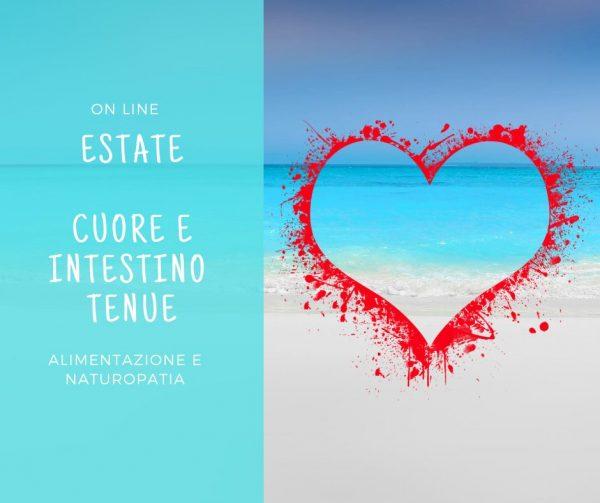 masterclass estate cuore e intestino tenue Leslye Pario