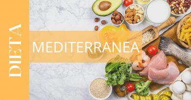 DIETA MEDITERRANEA